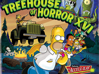 Дом ужасов 16 :: Treehouse of Horror XVI