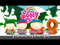 My Little South Park