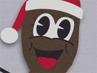 Мистер Хэнки, рождественская какашка :: Mr. Hankey the Christmas Poo